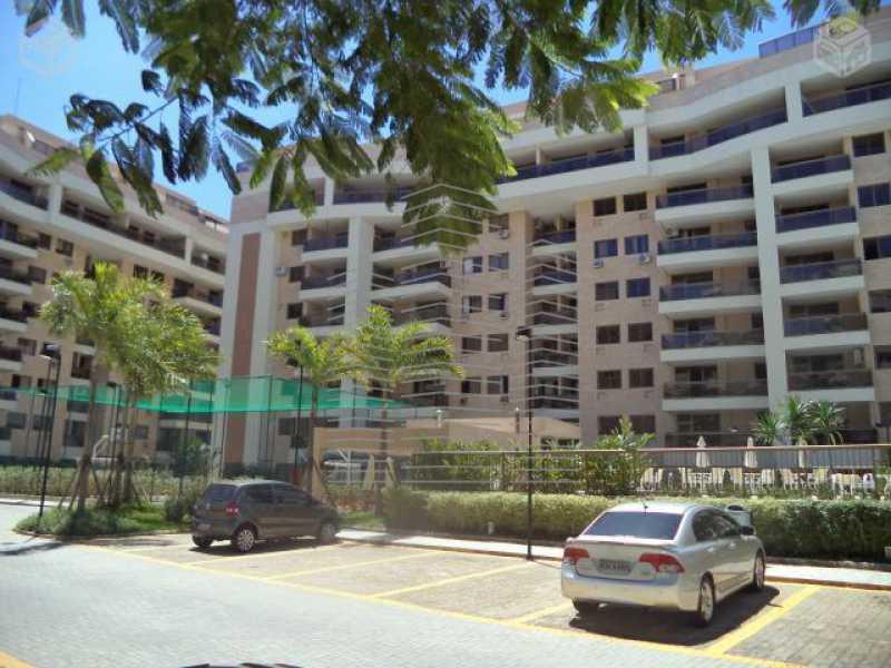 7 - Fachada - Condomínio Atelier Três Rios - 95 - 7