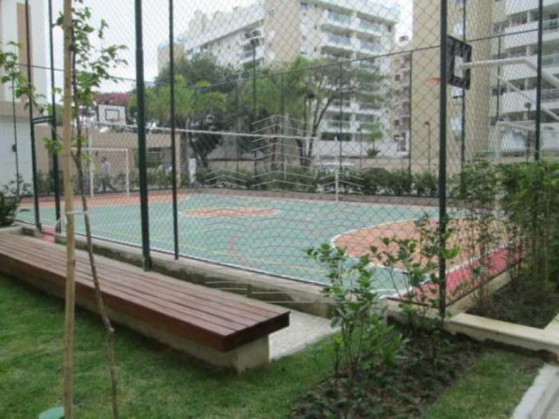 6 - Fachada - Condomínio Atelier Três Rios - 95 - 6