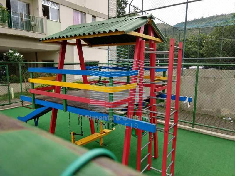 17 - Excelente apartamento Itanhangá - POAP20445 - 18