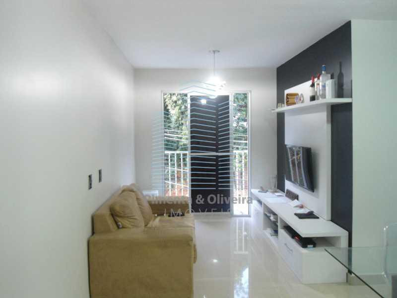 2 - Apartamento Taquara Jacarepaguá. - POAP20454 - 3