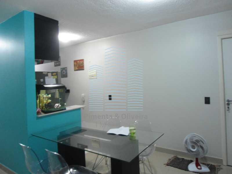 4 - Apartamento Taquara Jacarepaguá. - POAP20454 - 5