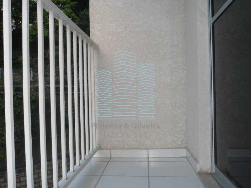 6 - Apartamento Taquara Jacarepaguá. - POAP20454 - 6