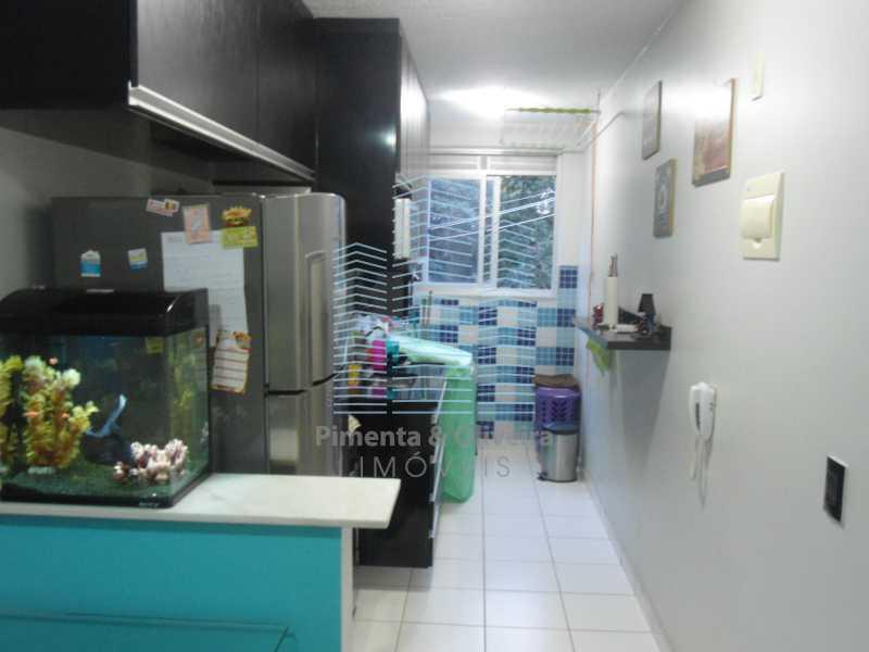 16 - Apartamento Taquara Jacarepaguá. - POAP20454 - 16