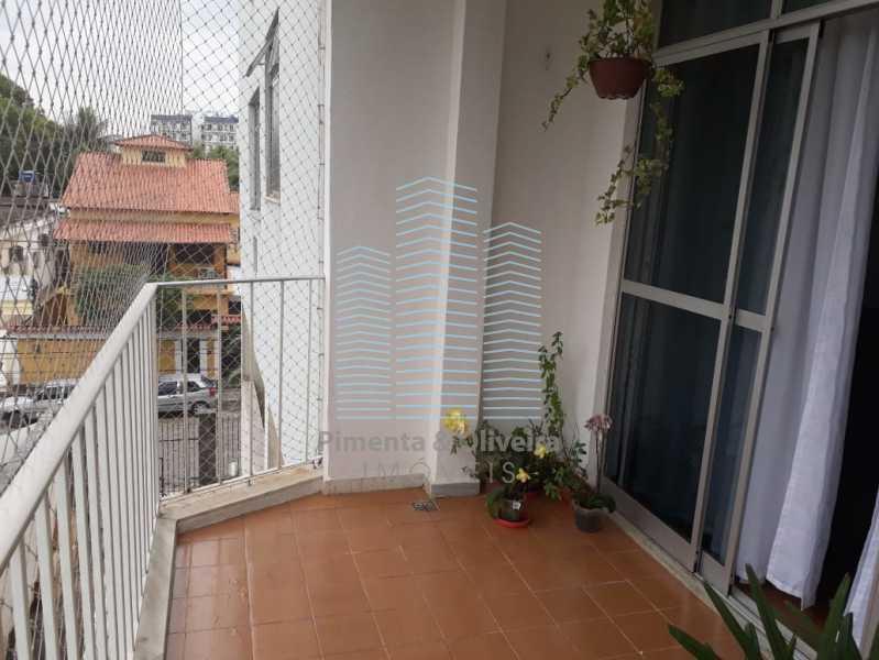 01 - Apartamento Taquara Jacarepaguá. - POAP20468 - 1
