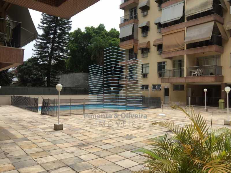 16 - Apartamento À Venda - Freguesia (Jacarepaguá) - Rio de Janeiro - RJ - POAP20479 - 17