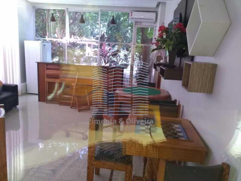 18 - Apartamento 2 quartos para venda e aluguel Itanhangá, Rio de Janeiro - R$ 140.000 - POAP20484 - 17