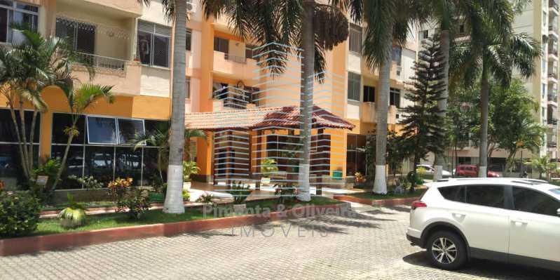 20 - Apartamento 2 quartos para venda e aluguel Itanhangá, Rio de Janeiro - R$ 140.000 - POAP20484 - 24