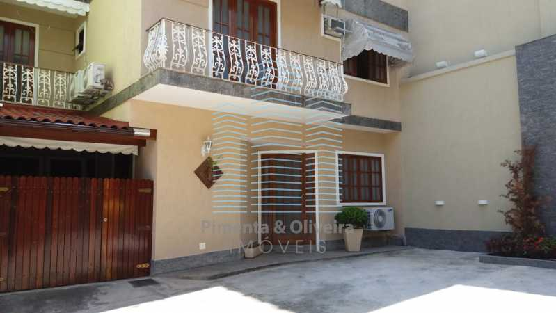425945e6-a218-4a2c-ac12-3f21d9 - Casa em Condominio À Venda - Jacarepaguá - Rio de Janeiro - RJ - POCN30108 - 1