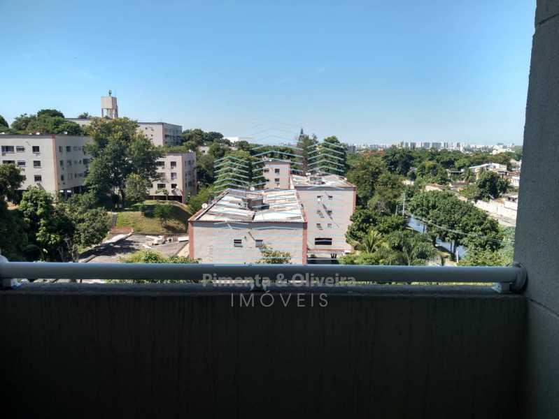 04 - Apartamento À Venda - Pechincha - Rio de Janeiro - RJ - POAP20521 - 5