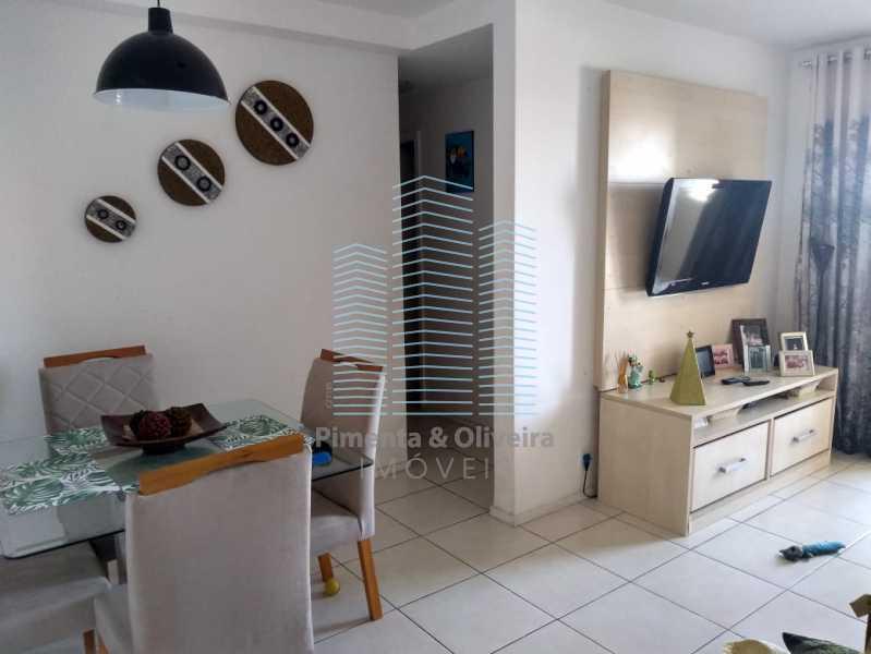 01 - Apartamento À Venda - Pechincha - Rio de Janeiro - RJ - POAP20521 - 1