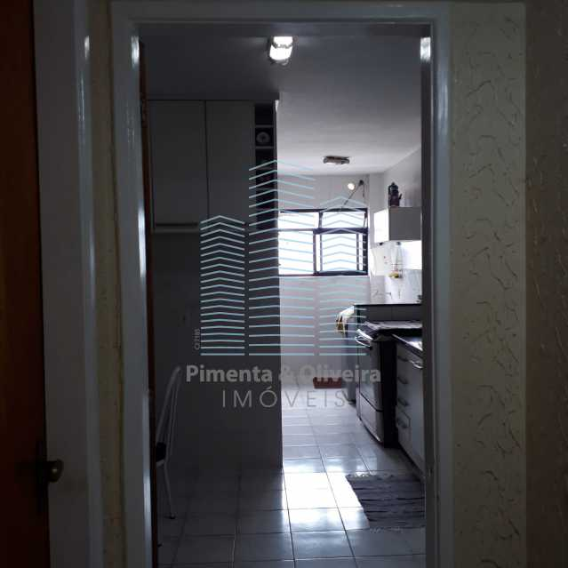 17 - Apartamento 109 m³, 3 quartos. Freguesia-Jacarepaguá. - POAP30232 - 18