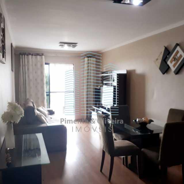 01 - Apartamento 109 m³, 3 quartos. Freguesia-Jacarepaguá. - POAP30232 - 1