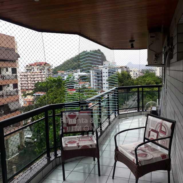 05 - Apartamento 109 m³, 3 quartos. Freguesia-Jacarepaguá. - POAP30232 - 6