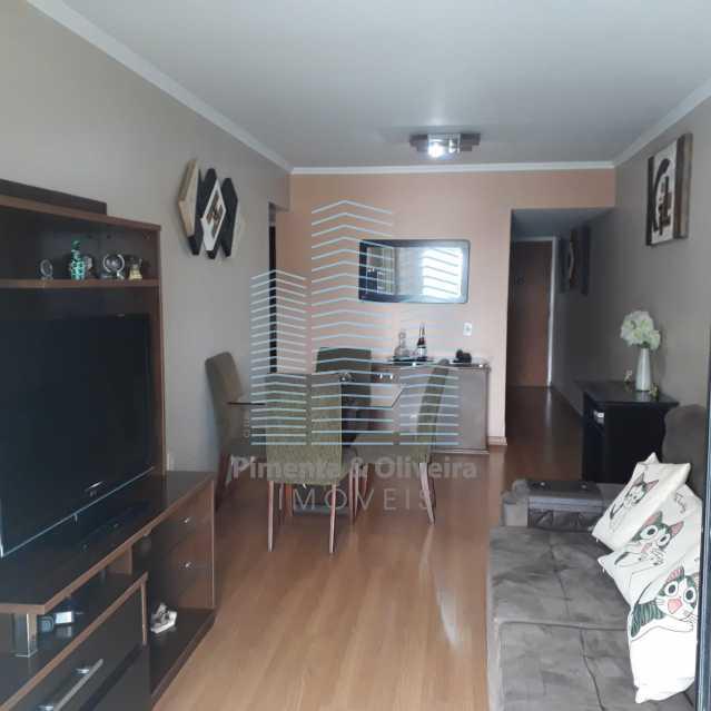 03 - Apartamento 109 m³, 3 quartos. Freguesia-Jacarepaguá. - POAP30232 - 4