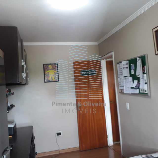 11 - Apartamento 109 m³, 3 quartos. Freguesia-Jacarepaguá. - POAP30232 - 12