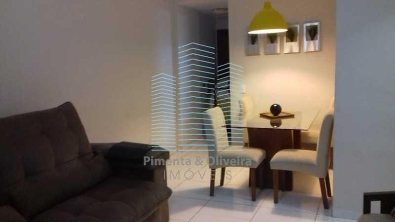 2 - Apartamento Taquara Jacarepaguá. - POAP20528 - 3