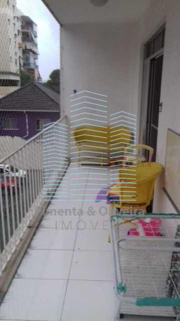 3 - Apartamento Taquara Jacarepaguá. - POAP20528 - 4