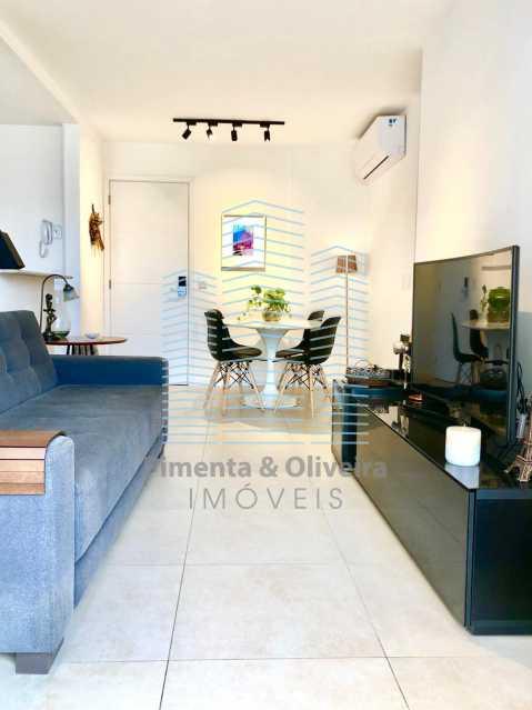 01 - Apartamento 2 quartos à venda Tanque, Rio de Janeiro - R$ 360.000 - POAP20536 - 1