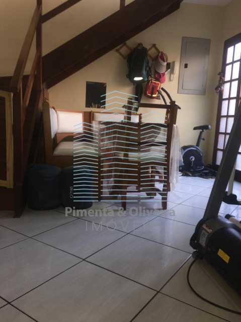1 - Casa duplex, 3 quartos. Taquara-Jacarepaguá. - POCV30007 - 5