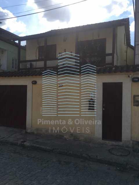 18 - Casa duplex, 3 quartos. Taquara-Jacarepaguá. - POCV30007 - 1