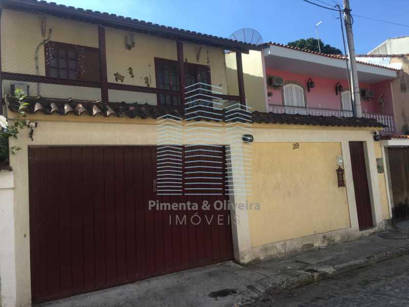 19 - Casa duplex, 3 quartos. Taquara-Jacarepaguá. - POCV30007 - 20