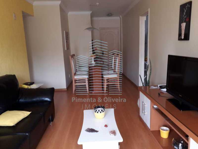 02 - Apartamento 3 quartos. Pechincha-Jacarepaguá. - POAP30238 - 3