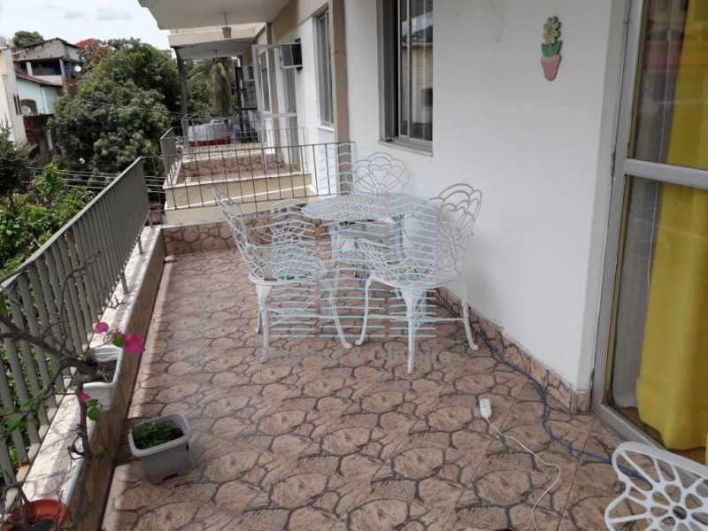 03 - Apartamento 3 quartos. Pechincha-Jacarepaguá. - POAP30238 - 4