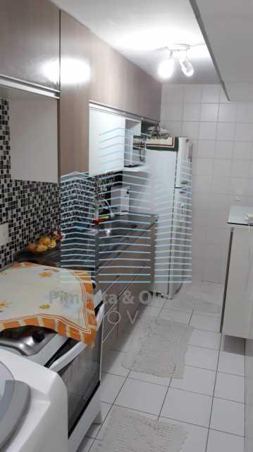 07 - Apartamento Taquara Jacarepaguá. - POAP20550 - 8