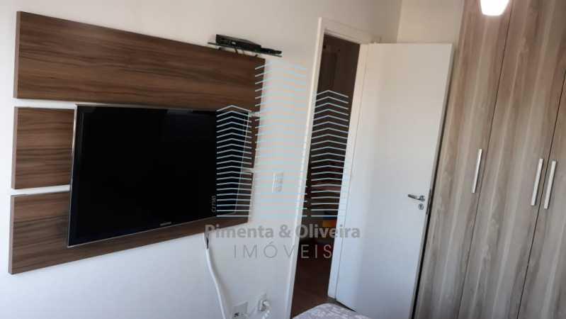 14 - Apartamento Taquara Jacarepaguá. - POAP20550 - 15