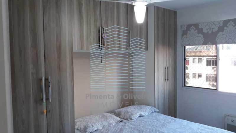 13 - Apartamento Taquara Jacarepaguá. - POAP20550 - 14