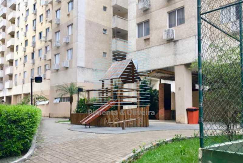 20 - Apartamento Taquara Jacarepaguá. - POAP20550 - 22