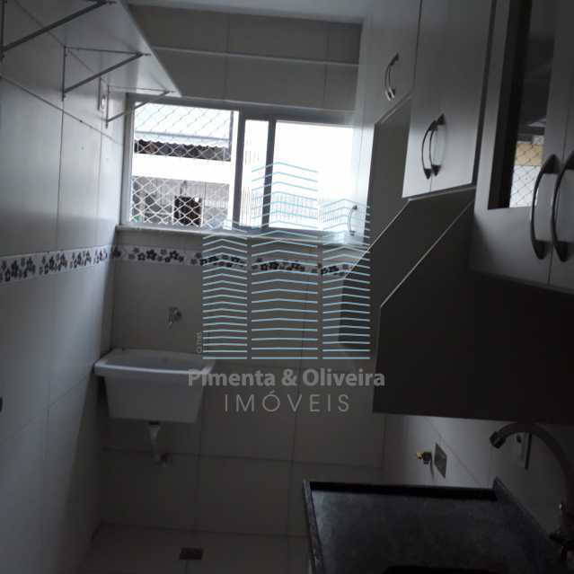 07 - Apartamento. Pechincha Jacarepaguá. - POAP20563 - 9