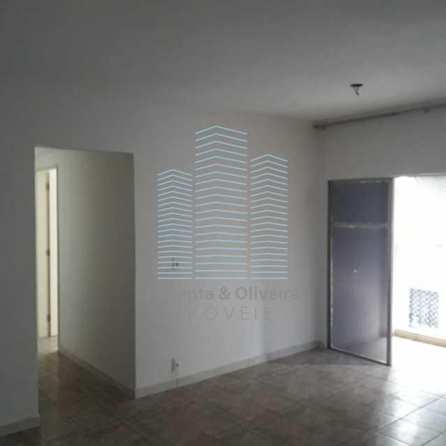 01 - Apartamento. Pechincha Jacarepaguá. - POAP20563 - 1