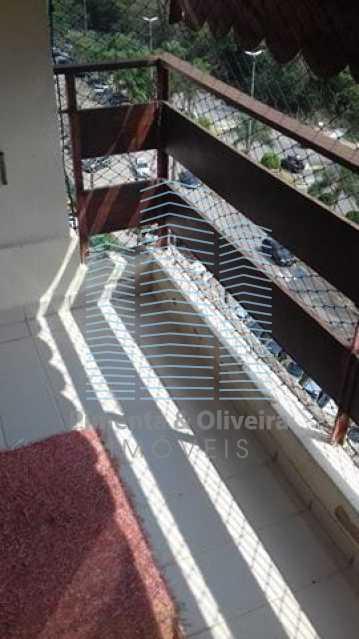 04 - Apartamento Itanhangá. - POAP20576 - 5