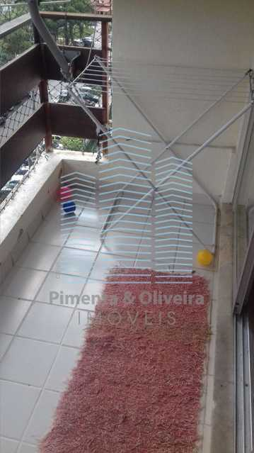 05 - Apartamento Itanhangá. - POAP20576 - 6