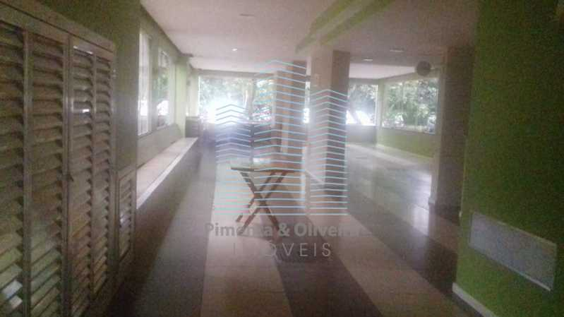 20 - Apartamento Itanhangá. - POAP20576 - 19