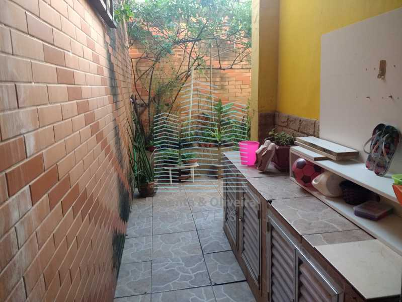 04 - Casa Taquara Jacarepaguá. - POCN30126 - 5