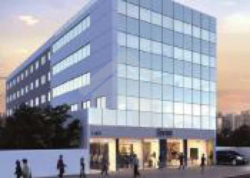 Fachada - Sala comercial Freguesia - POSL00003 - 7