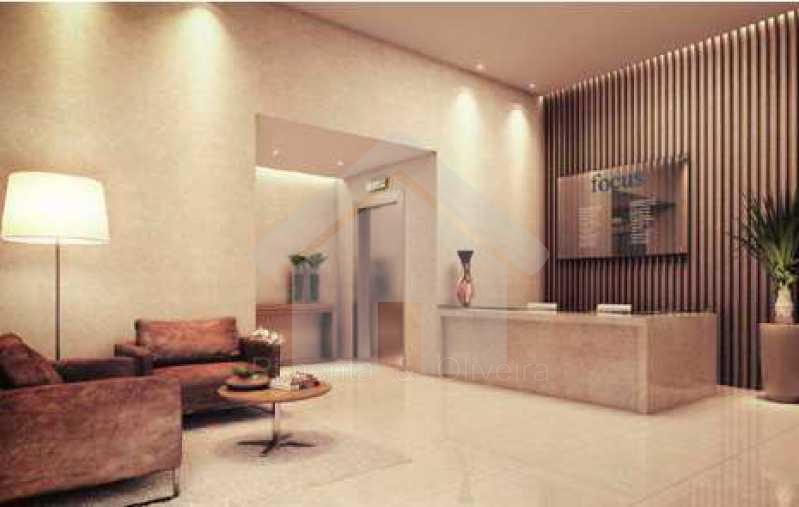 hall - Sala comercial Freguesia - POSL00003 - 8