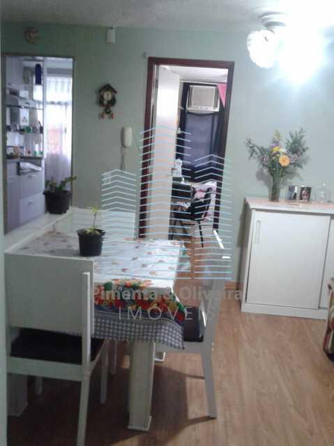 01 - Apartamento Taquara Jacarepaguá. - POAP20591 - 1