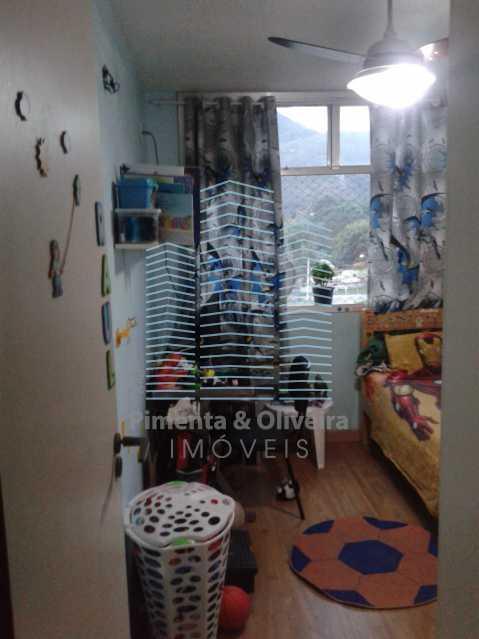 16 - Apartamento Taquara Jacarepaguá. - POAP20591 - 15