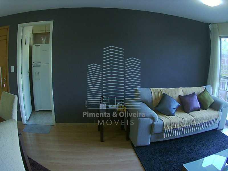 01 - Apartamento À Venda - Freguesia (Jacarepaguá) - Rio de Janeiro - RJ - POAP20603 - 1
