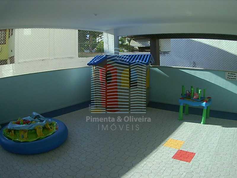 22 - Apartamento À Venda - Freguesia (Jacarepaguá) - Rio de Janeiro - RJ - POAP20603 - 23