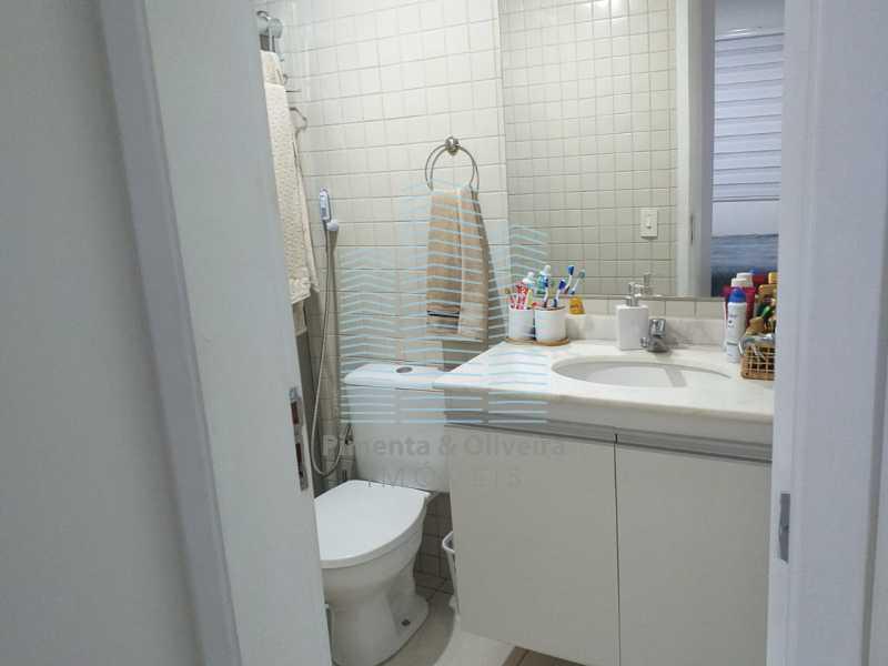 11 - Apartamento 2 quartos. Pechincha-Jacarepaguá. - POAP20607 - 12