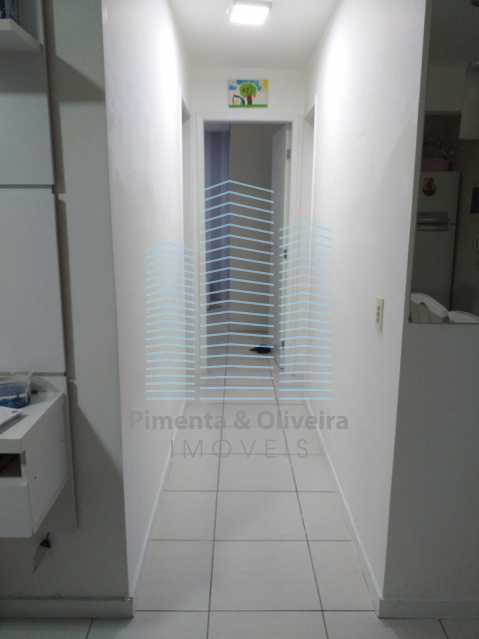 07 - Apartamento 2 quartos. Pechincha-Jacarepaguá. - POAP20607 - 8