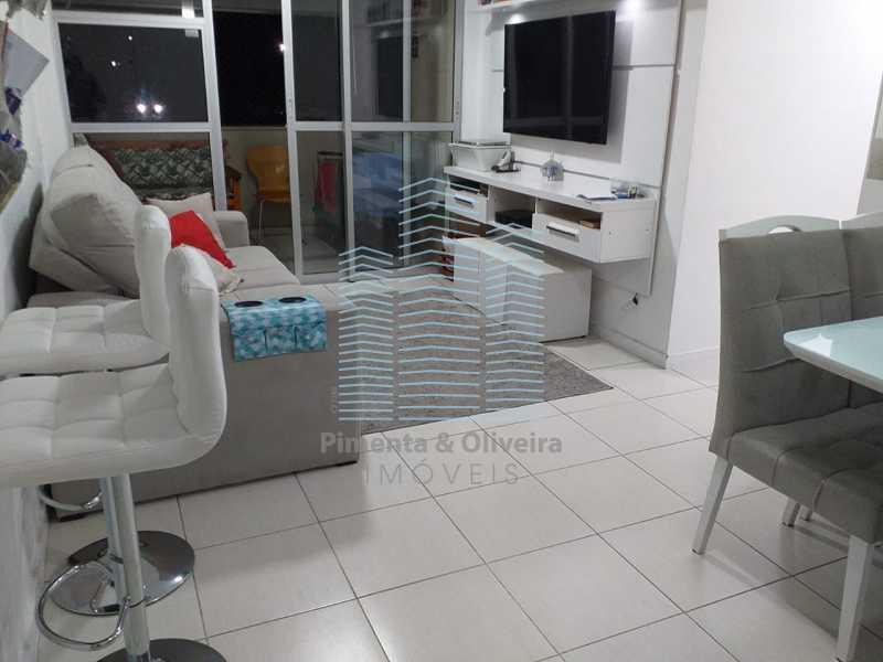 01 - Apartamento 2 quartos. Pechincha-Jacarepaguá. - POAP20607 - 1