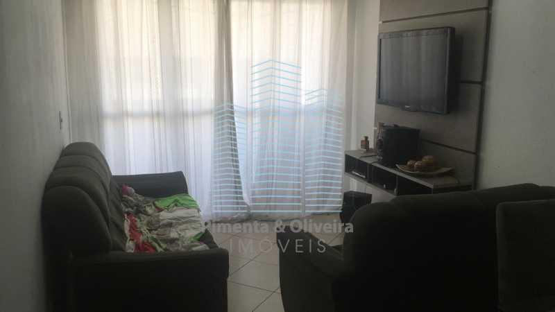 01 - Apartamento Taquara Jacarepaguá. - POAP20613 - 3