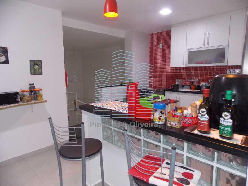 18 - Casa Pechincha Jacarepaguá. - POCA40007 - 19