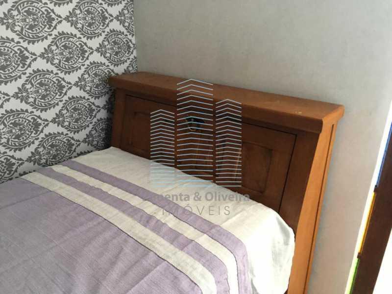 08 - Cobertura 4 quartos. Pechincha-Jacarepaguá. - POCO40030 - 6