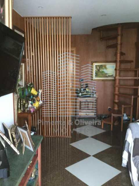 02 - Cobertura 4 quartos. Pechincha-Jacarepaguá. - POCO40030 - 3